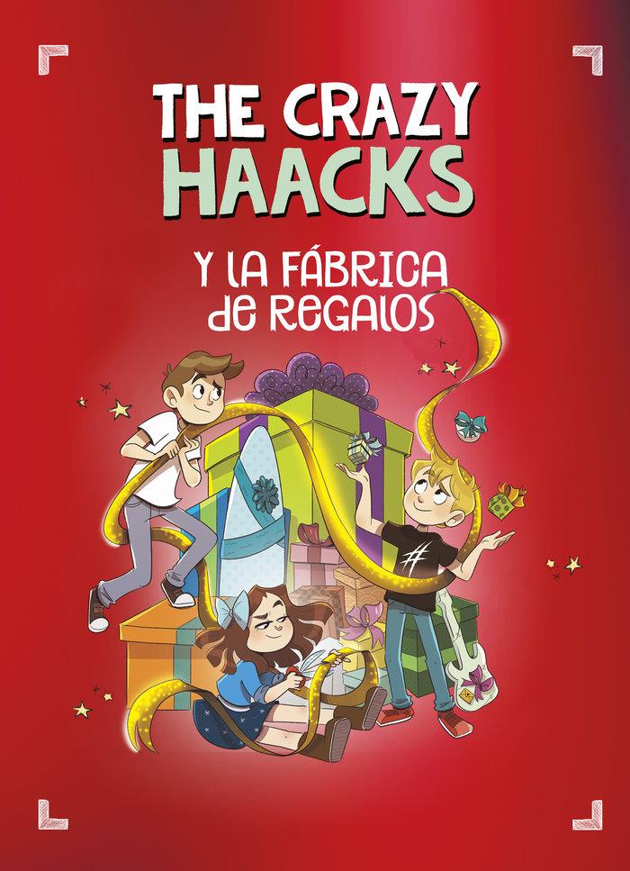 Crazy haacks y la fabrica de regalos