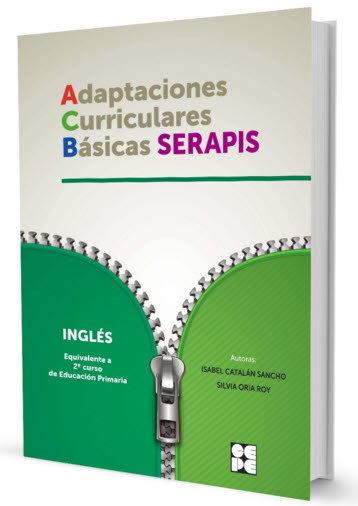 Adaptaciones curriculares basicas serapis ingles 2ºep