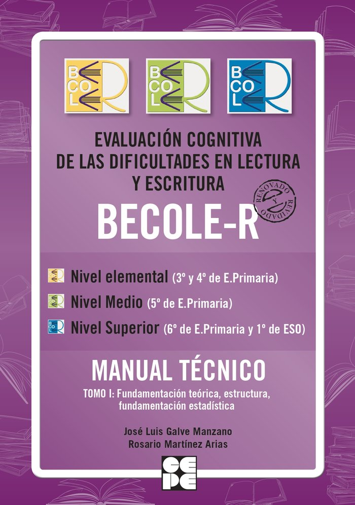 Becole r manual tecnico tomo i