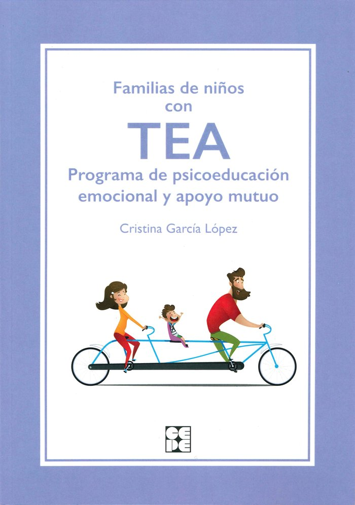 Familias de niños con tea