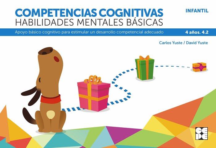 Competencia cognitiva habilidad mental basica 4.2 4 años