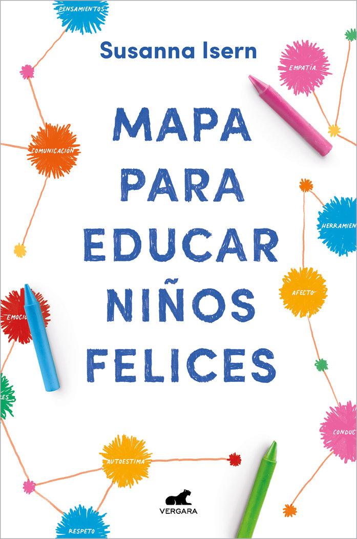 Mapa para educar niños felices