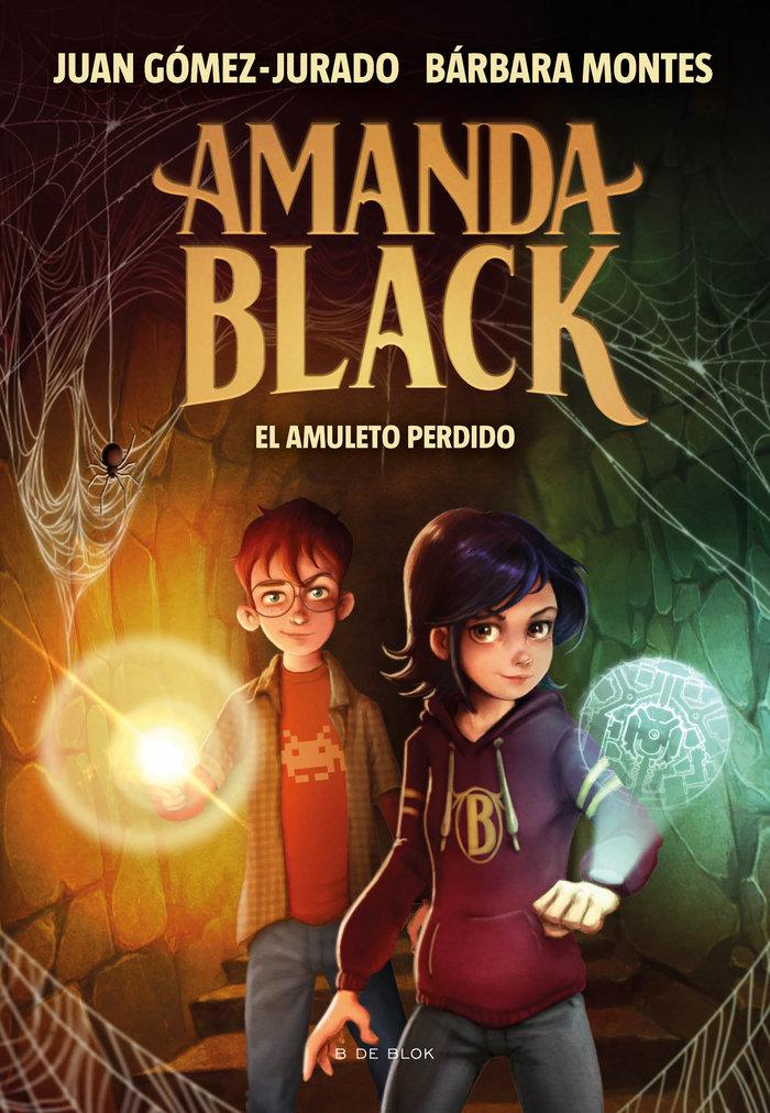 El amuleto perdido amanda black 2