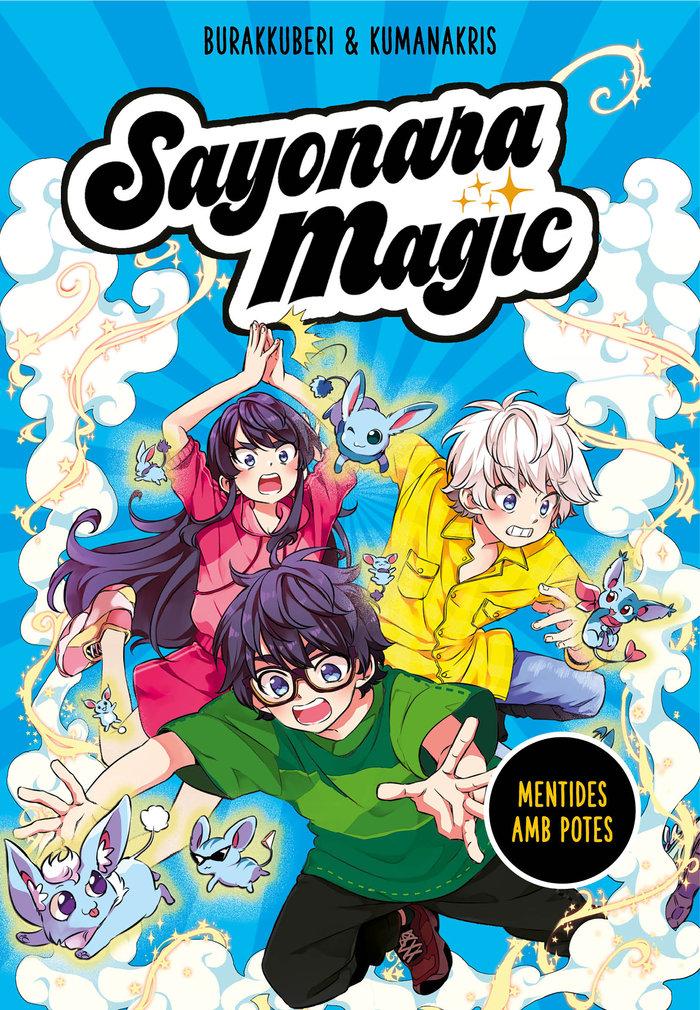 Sayonara magic 3 mentides amb potes catala