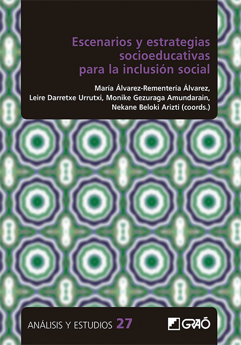 Escenarios y estrategias socioeducativas para la inclusion s