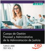 Cuerpo gestion procesal y administrativa justicia libre 1