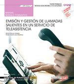 Manual emision y gestion de llamadas salientes en un servio