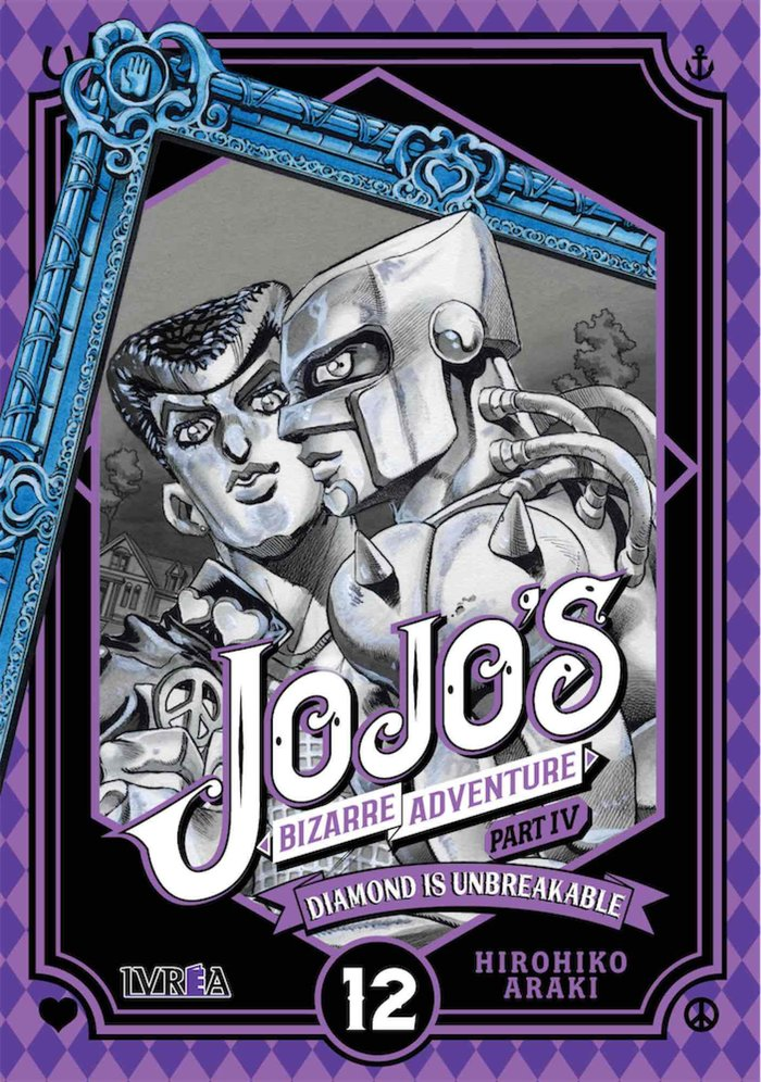 Jojos bizarre adventure parte iv diamond is unbreakable 12