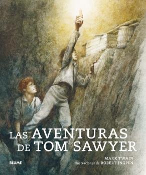 Aventuras de tom sawyer rustica clasicos
