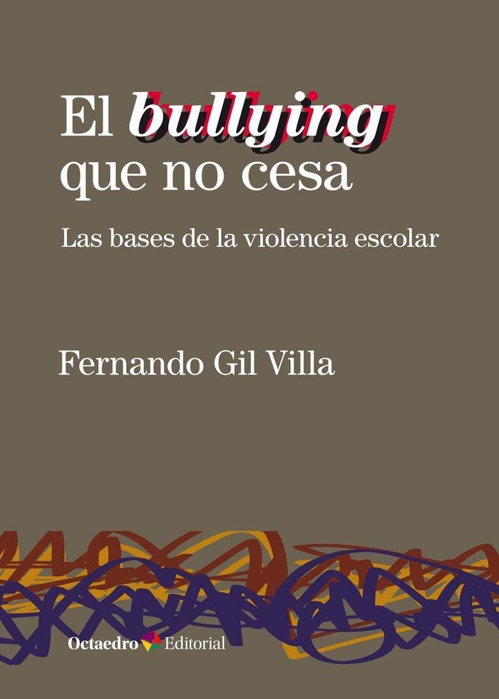 Bullying que no cesa,el