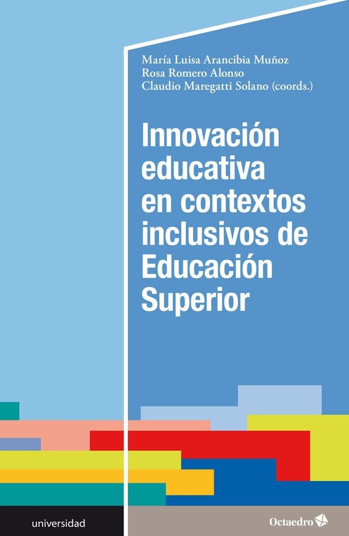 Innovacion educativa en contextos inclusivos de educacion su