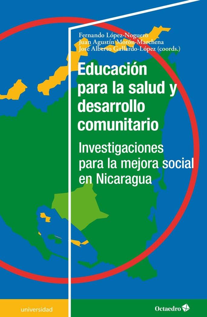 Educacion para la salud y desarrollo comunitario