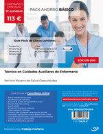 Pack ahorro basico tecnico cuidado auxiliar enfermeria