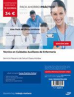 Pack ahorro practico tecnico cuidado auxiliar enfermeria