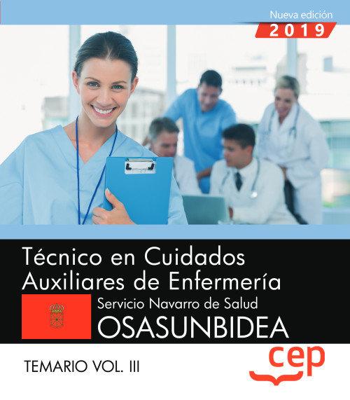 Tecnico cuidado auxiliar enfermeria servicio navarro 3