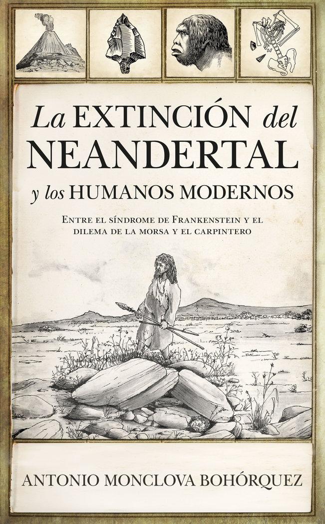 Extincion del neandertal y los humanos modernos,la