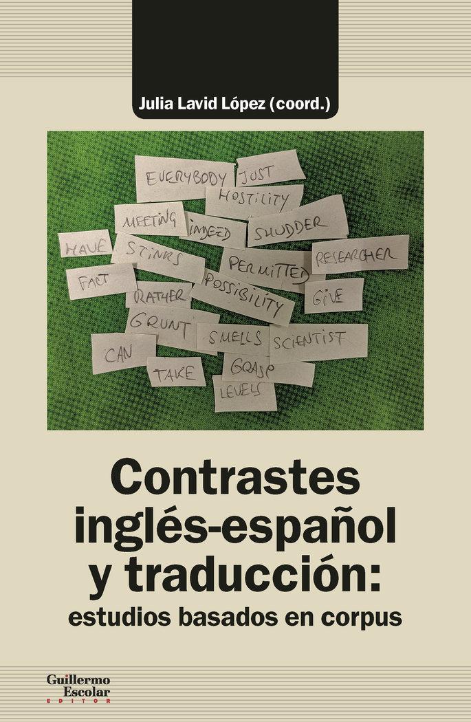 Contrastes ingles español y traduccion es