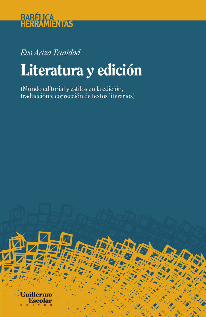Literatura y edicion
