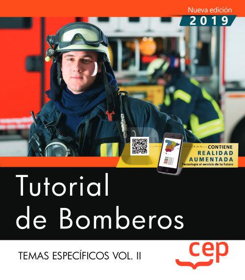 Tutorial de bomberos temas especificos vol 2