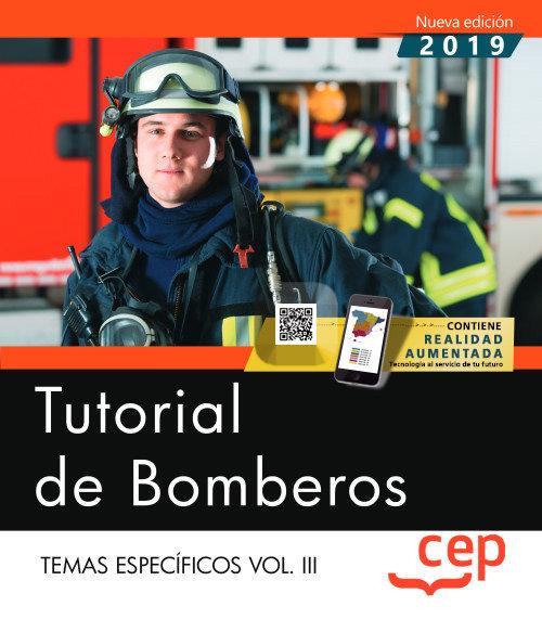 Tutorial de bomberos temas especificos vol 3