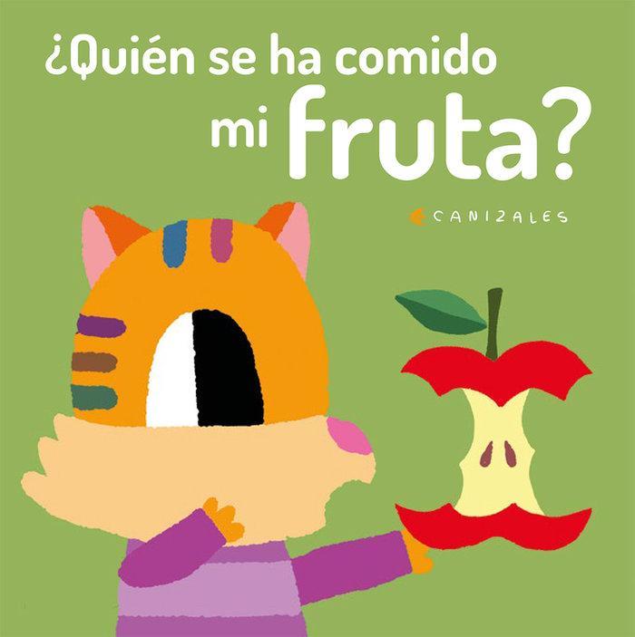 Quien se ha comido mi fruta
