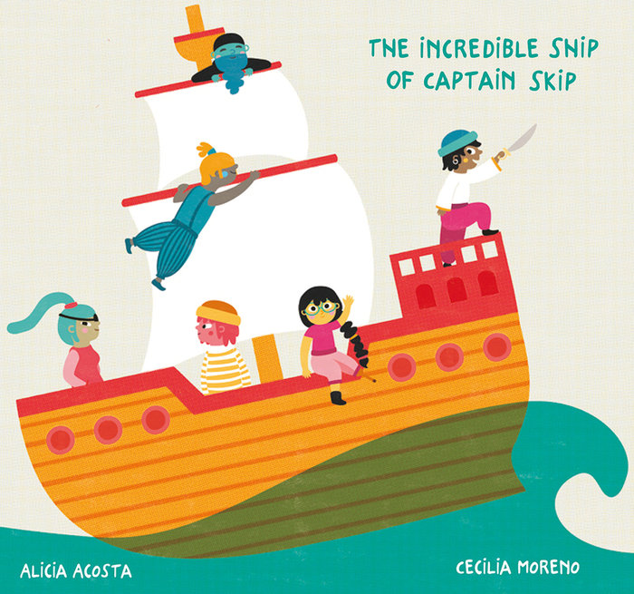 Incredible ship of captain skip ingles