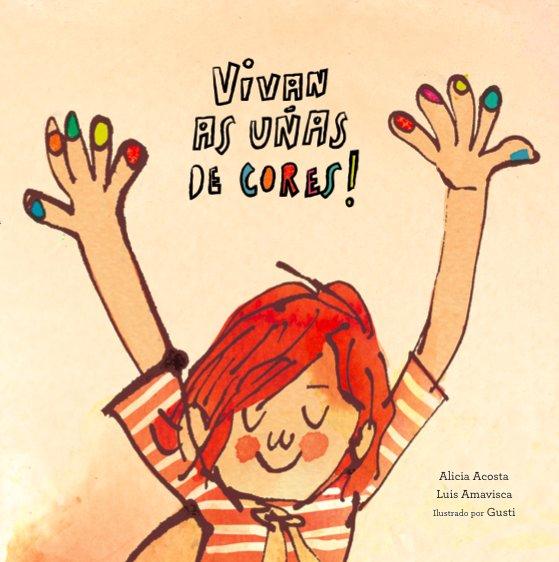 Vivan as uñas de cores