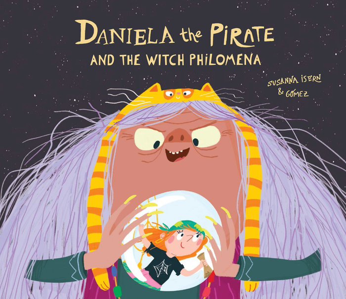 Daniela the pirate and the witch philomena ingles