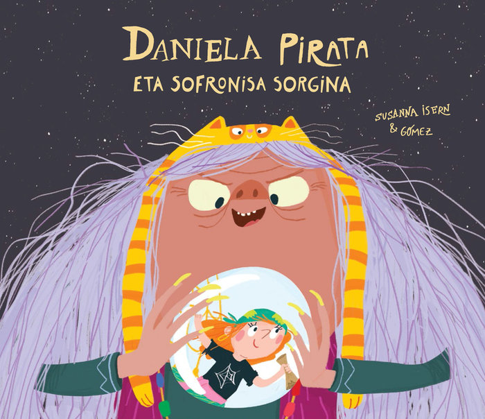 Daniela pirata eta sofronisa sorgina euskera