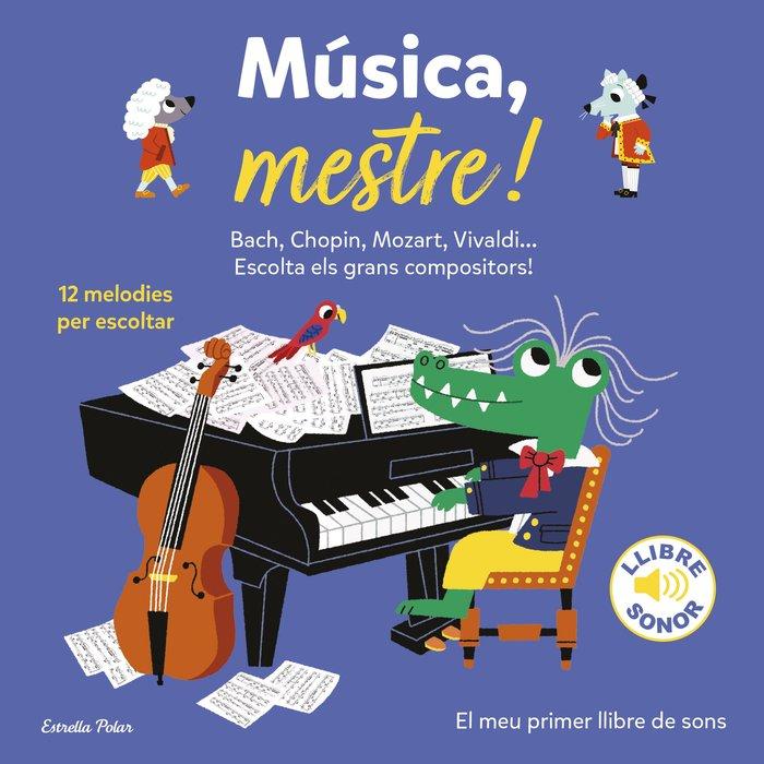 Musica, mestre
