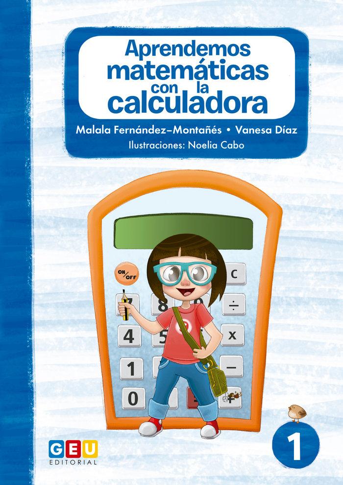 Aprendemos matematicas con la calculadora i
