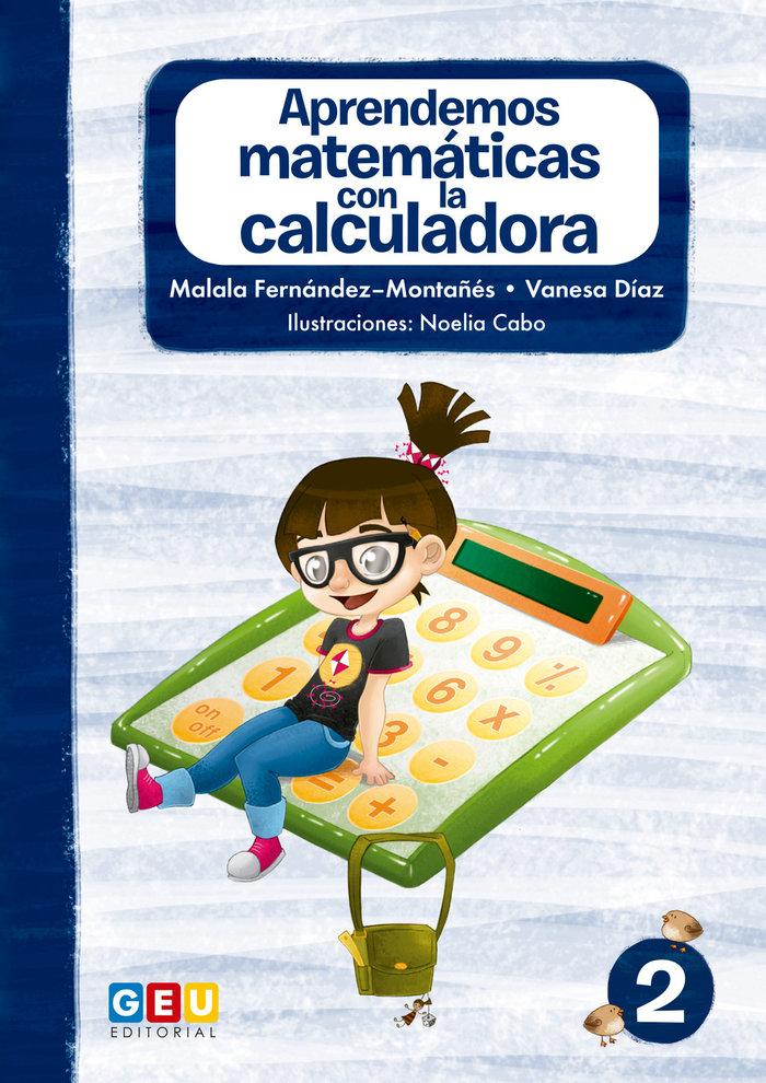 Aprendemos matematicas con la calculadora ii