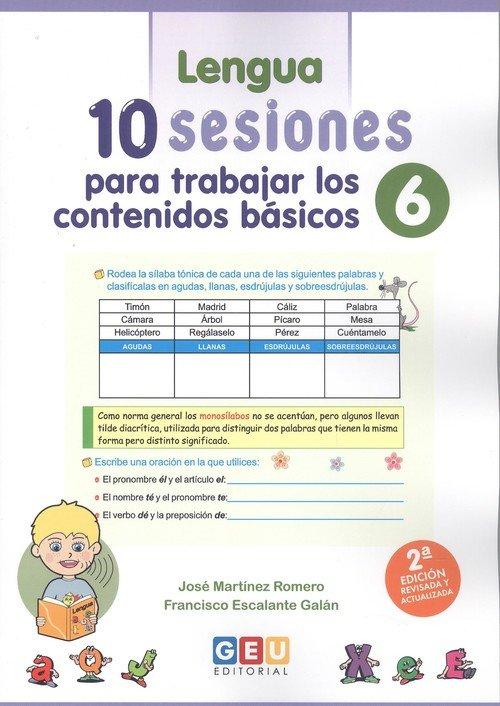 10 sesiones para trabajar contenidos basicos 6