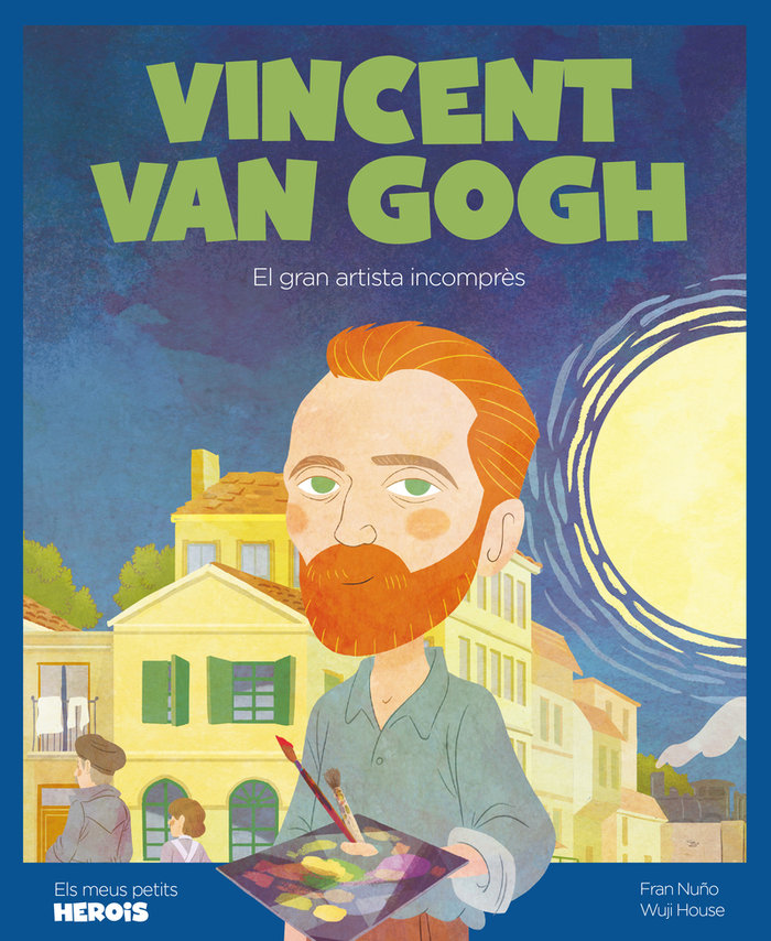 Vincent van gogh cat