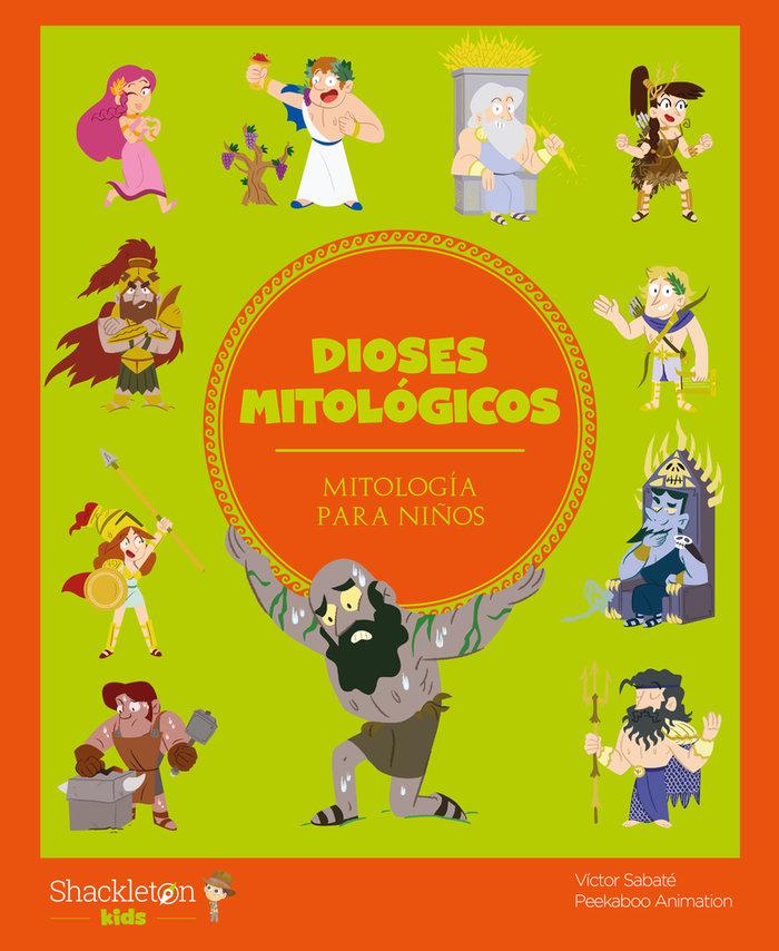 Dioses mitologicos