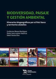 Biodiversidad paisaje y gestion ambiental