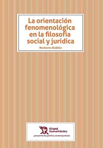 Orientacion fenomenologica en,la