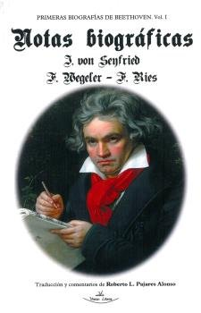 Primeras biografias de beethoven vol 1 notas biograficas