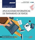 Cuaderno del alumno. aplicaciones informaticas de tratamient