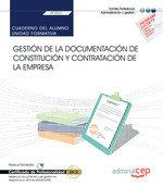 Cuaderno alumno gestion documentacion constitucion contrata