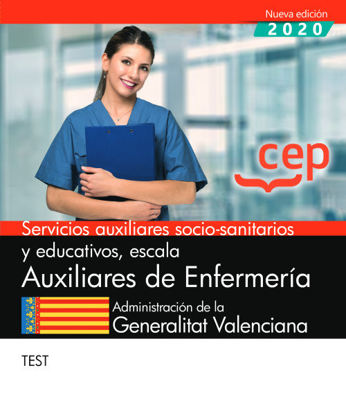 Servicios auxiliares socio sanitarios y educativos test