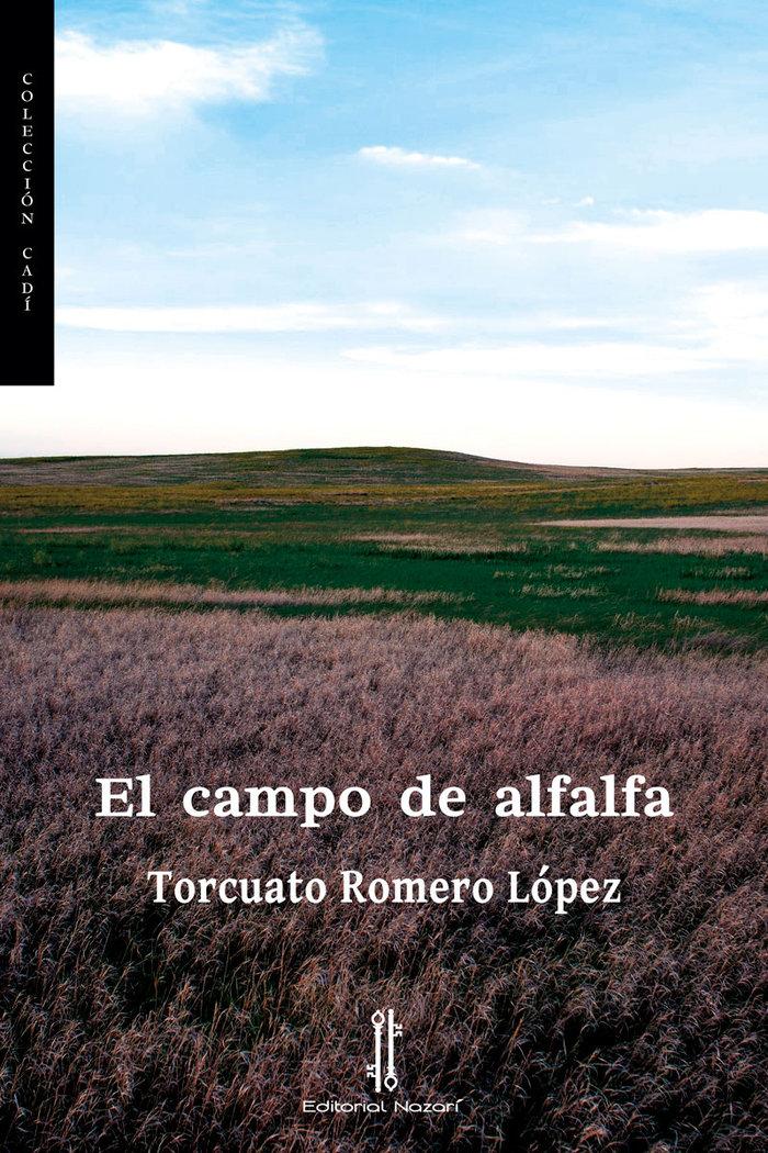 El campo de alfalfa