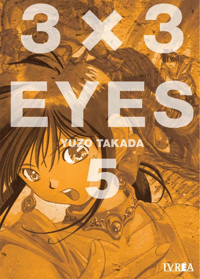 3x3 eyes 5