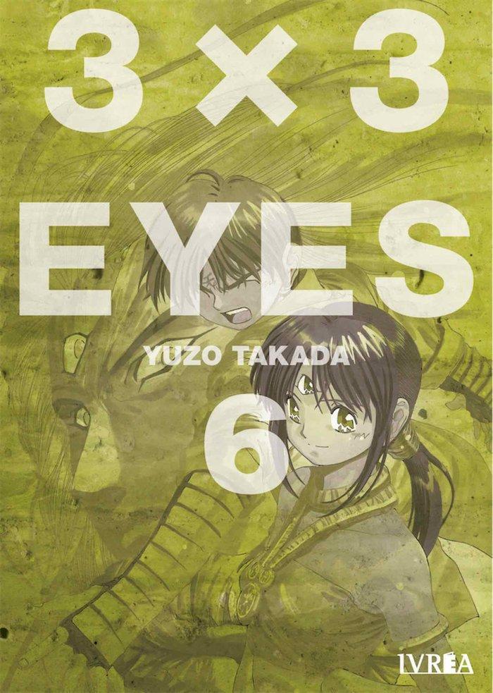 3x3 eyes 6