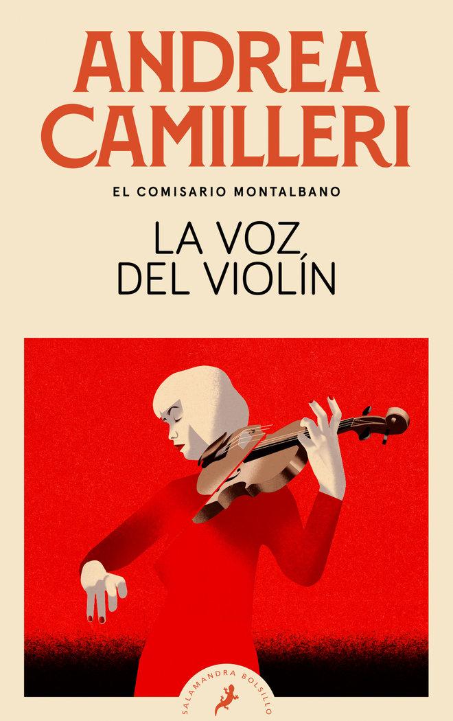 Voz del violin salvo montalbano 4,la
