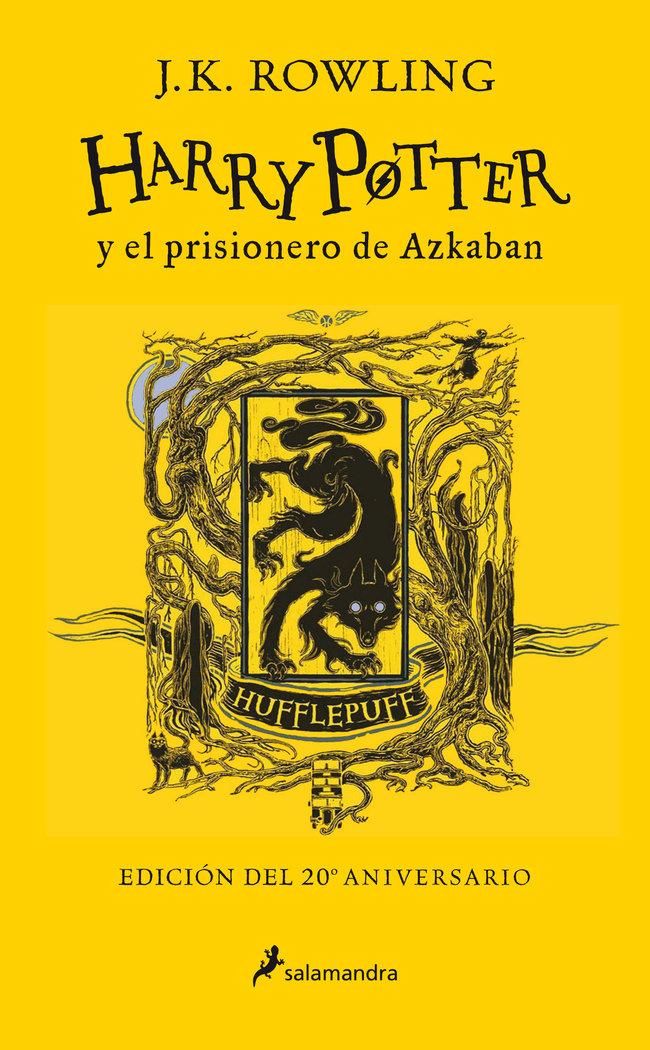 Harry potter y el prisionero de azkaban hufflepuff