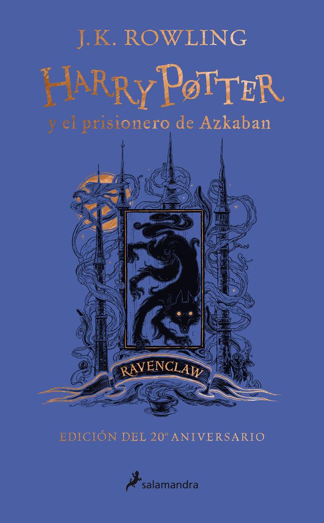 Harry potter y el prisionero de azkaban ravenclaw