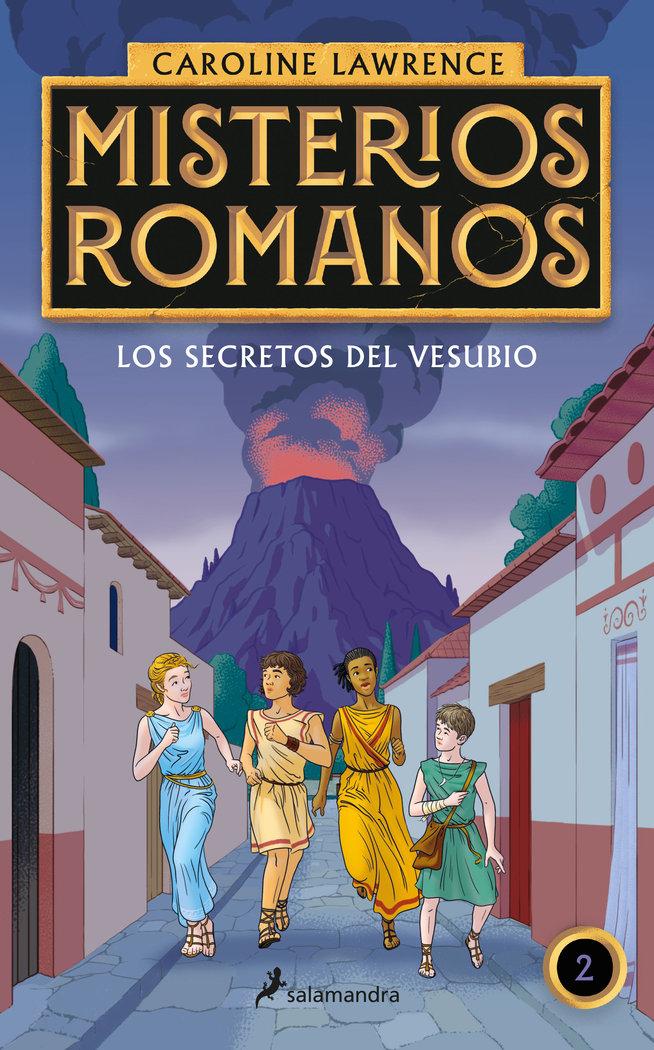 Secretos del vesubio misterios romano,los