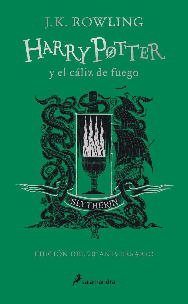 Harry potter y el caliz de fuego edic slyt