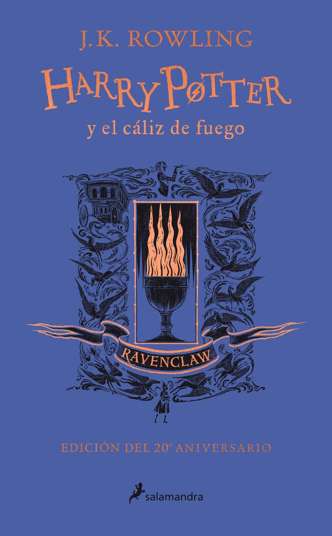Harry potter y el caliz de fuego edic rave